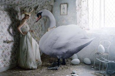 Vogue UK by Studio Tina Hausmann